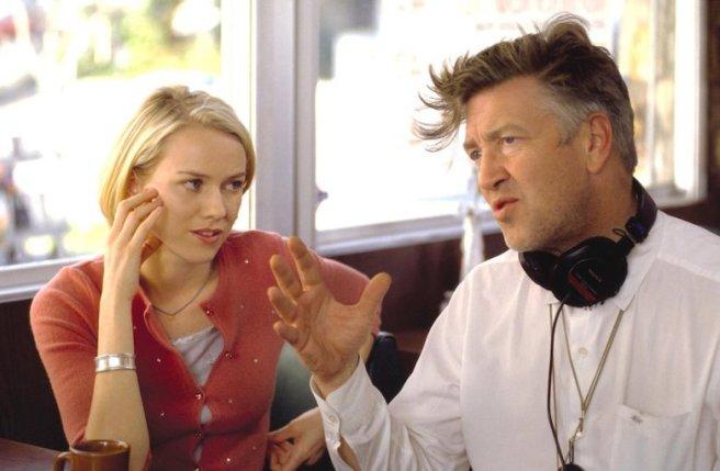 'MULHOLLAND DRIVE' FILM STILLS - 2001