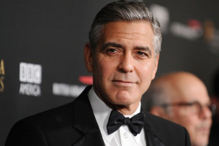 BEVERLY HILLS, CA - NOVEMBER 09: Actor George Clooney attends the BAFTA Los Angeles Britannia Awards at The Beverly Hilton Hotel on November 9, 2013 in Beverly Hills, California. (Photo by Jason LaVeris/FilmMagic)