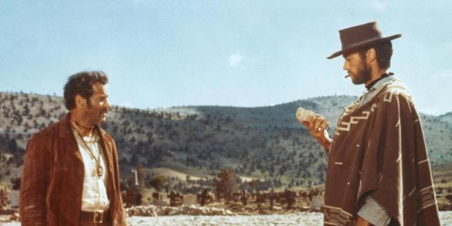 THE GOOD, THE BAD, AND THE UGLY (1967) ELI WALLACH, CLINT EASTWOOD GBU 001CP