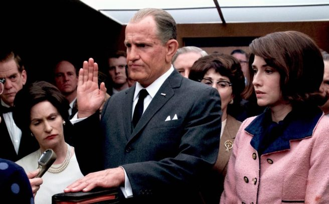 LBJ (2017) movie CR: Electric Entertainment