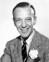 FRED ASTAIRE AT THE TIME OF YOU'LL NEVER GET RICH, 1941
